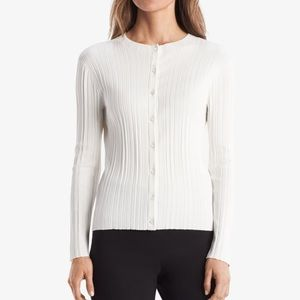 The Emerson Cardigan Ivory - New with Tags!
